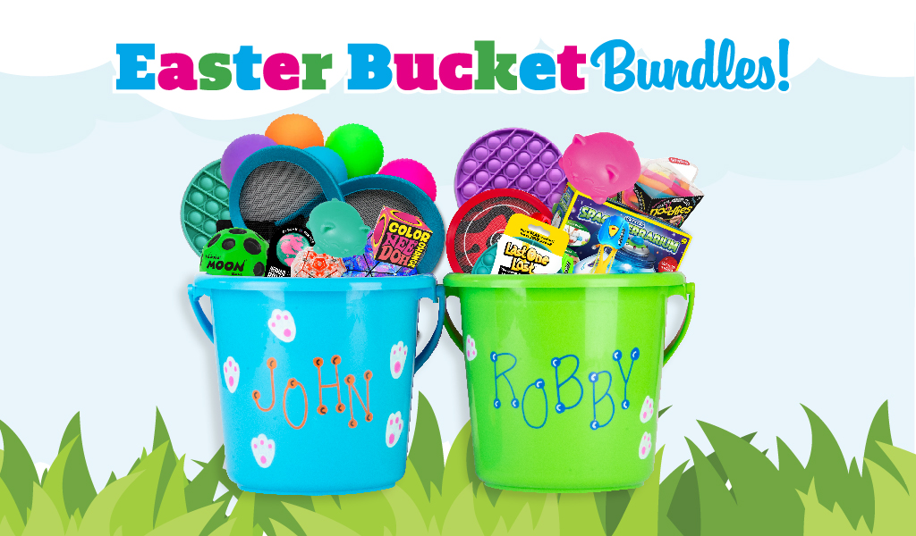 Bunny Bucket Right