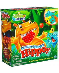 Small Image for Hungry Hungry Hippos Game