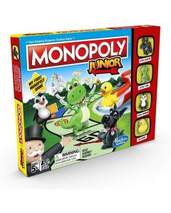 Small Image for Monopoly Junior Game