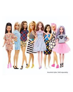 Barbie Fashionista DollOne Assorted Style