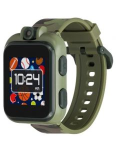 Base Image for GREEN CAMO SMART WATCH