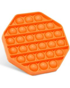 POPIT OCTAGON ORANGE