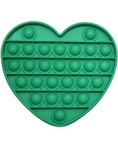 POPIT HEART GREEN