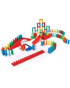 Small Image for KINETIC DOMINO TOPPLING KIT