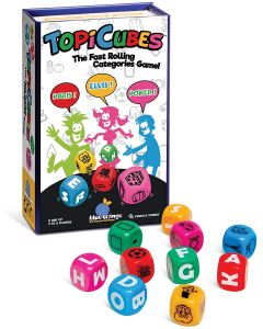 Small Image for TOPICUBES GAME
