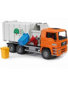 Small Image for REAR LOADING GARBAGE TRUCK