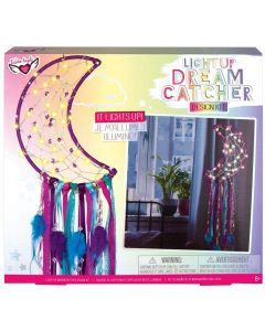Base Image for LIGHT-UP DREAM CATCHERART