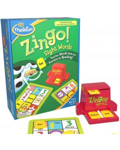 Small Image for Zingo! Sight Words Game