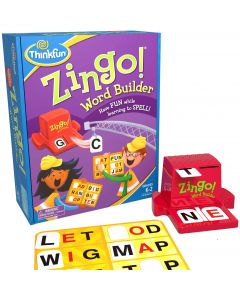 Small Image for Zingo! Word Builder Game
