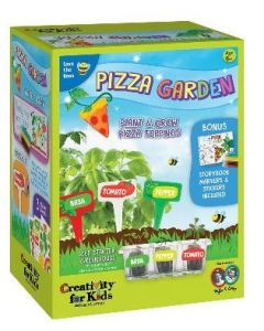 Grow Your OwnPizza Garden