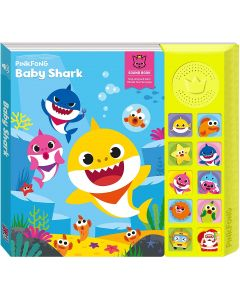 Small Image for PINKFONG BABY SHARK~SOUND BOOK