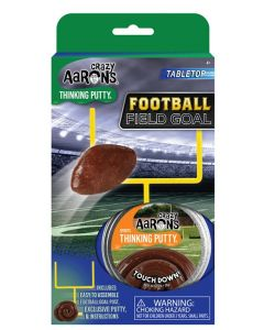 FOOTBALL FIELD GOAL - SPORTS PUTTY