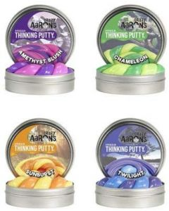PUTTY MINI TIN~COLORBRIGHT ASSORTED