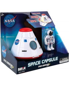 Base Image for SPACE CAPSULE WITH~ASTRONAUT A