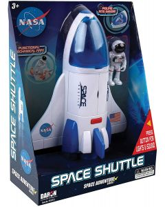 Small Image for SPACE SHUTTLE WITH~ASTRONAUT A
