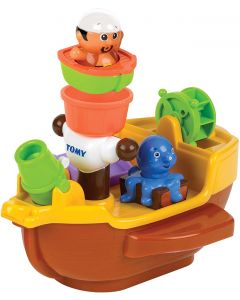 Small Image for Pirate Pete's Bath Ship