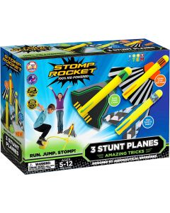 Small Image for Stomp Rocket Stunt Planes