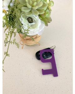 Base Image for HANDS FREE KEYCHAIN~PURPLE