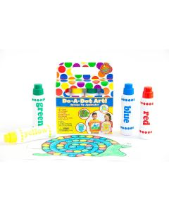 Small Image for Do-A-Dot Primary~Colors Four P