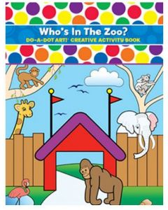 Base Image for DO-A-DOT WHO'S IN THE ZOO~ACTI