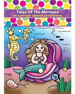Base Image for DO-A-DOT MERMAID~ACTIVITY BOOK