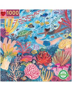 Coral Reef1000 Piece Puzzl