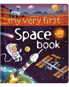 Small Image for MY VERY FIRST SPACE BOOK