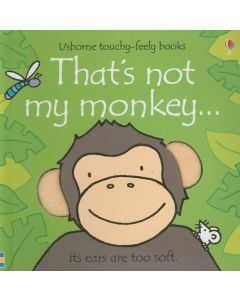 Small Image for That's Not My Monkey~Touchy Fe