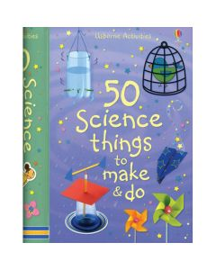 Base Image for 50 SCIENCE THINGS~TO MAKE AND