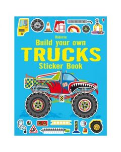 Small Image for STICKER BOOK~BUILD YOUR OWN TR