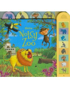 Small Image for NOISY ZOO BOARD BOOK~WITH SOUN