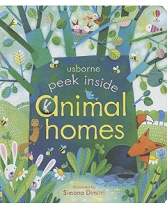 Small Image for PEEK INSIDE AMIMAL HOMES