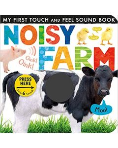 Small Image for BABY NOISY BOOK FARM