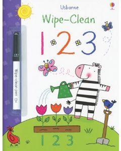 Base Image for WIPE CLEAN BOOK~123 BOOK