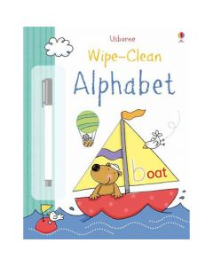 Base Image for WIPE CLEAN BOOK~ALPHABET