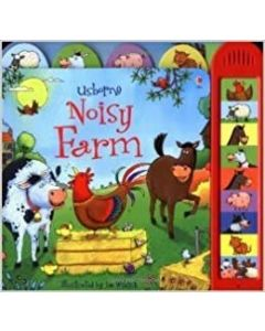 Small Image for NOISY FARM BOOK
