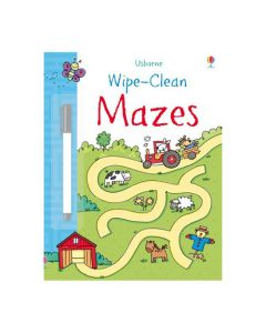 Base Image for WIPE CLEAN BOOK~MAZES