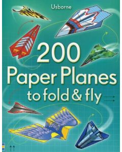 Small Image for 200 PAPER PLANES~TO FOLD & FLY