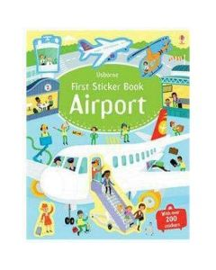 Small Image for FIRST STICKER BOOK~AIRPORT