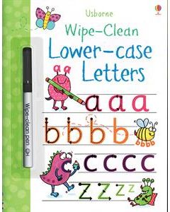 Base Image for WIPE CLEAN BOOK~LOWER CASE LET