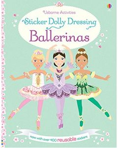Small Image for DRESSING BALLERINAS~STICKER DO
