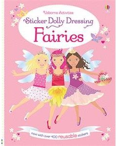 Small Image for DRESSING FAIRIES~STICKER DOLLY