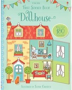 Small Image for FIRST STICKER BOOK~DOLL HOUSE