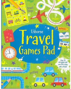 Small Image for TRAVEL GAMES PAD