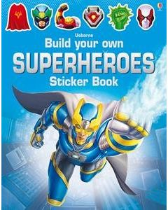 Base Image for BUILD YOUR OWN SUPERHEROES~STI