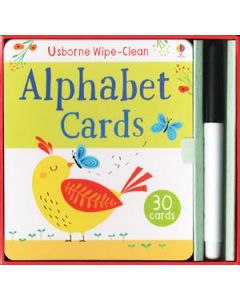 Base Image for WIPE CLEAN BOOK~ALPHABET CARDS