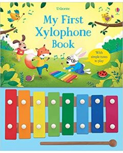 Small Image for MY FIRST XYLOPHONE BOOK