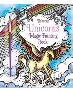 Small Image for MAGIC PAINTING~UNICORNS BOOK
