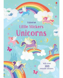 Small Image for LITTLE STICKERS~UNICORNS BOOK