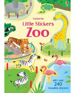 Small Image for LITTLE STICKERS~ZOO BOOK